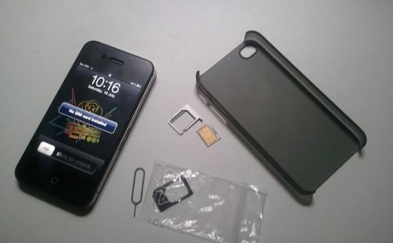gebrauchtes iPhone 4